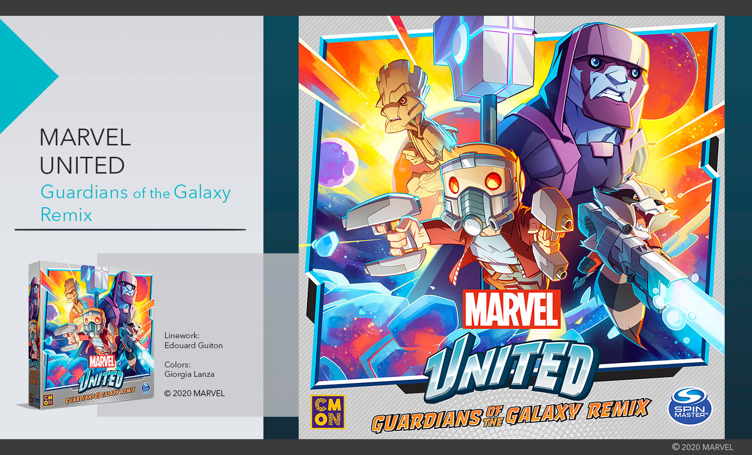 Marvel United-Giorgia Lanza